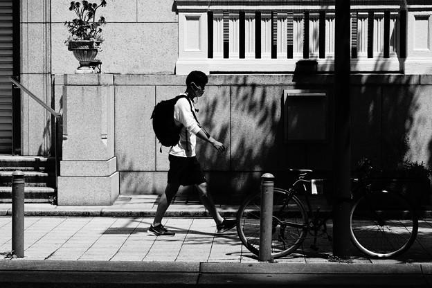 Photos: 幸せは歩いてこない