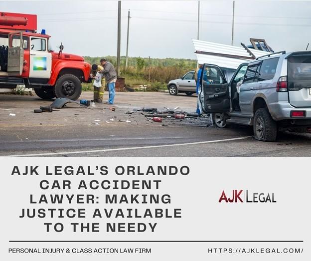 Orlando car accident lawyer