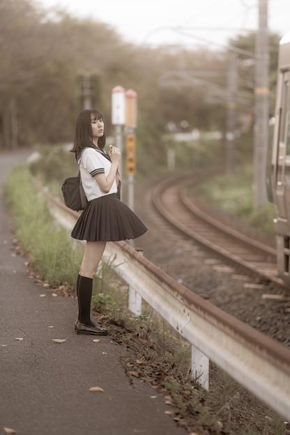君の乗る列車