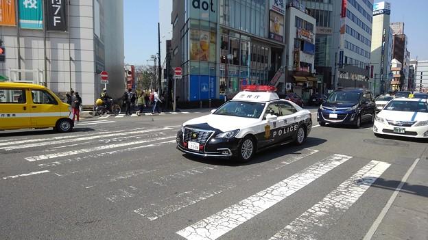 toyota crown policecar (mpd)