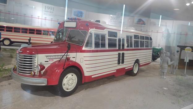 hino bh15 bonnet bus