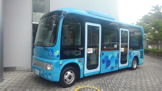 hino poncho medium bus