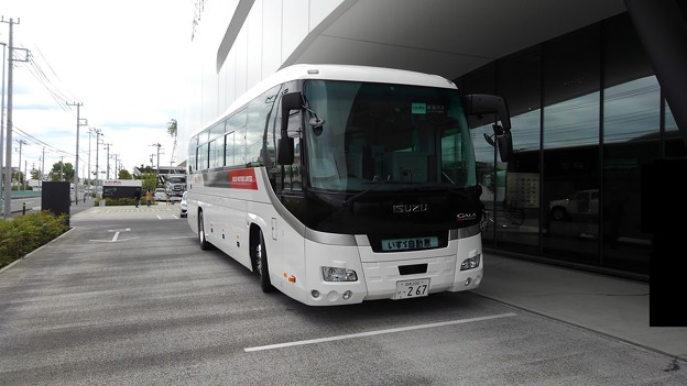 isuzu bus gala