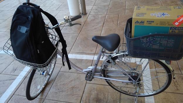 mamachari (unpowered city bicycle)
