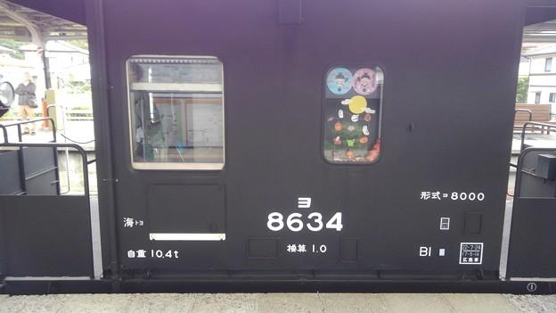 [Private] Tobu Yo 8634 power source van