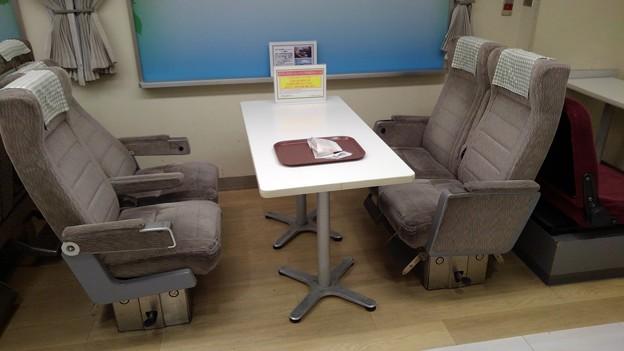 Odakyu 20000 RSE seat only @ Vinawalk
