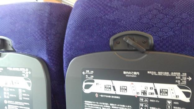 Tobu 500 train consist