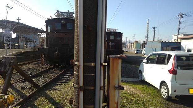 Gakunan withdrawn locos