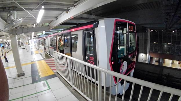 Saitama, Omiya station