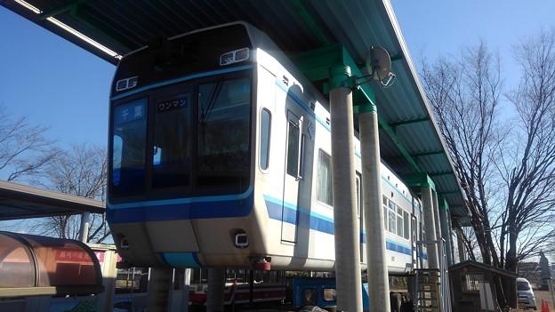 Chiba Monorail 1000 preserved