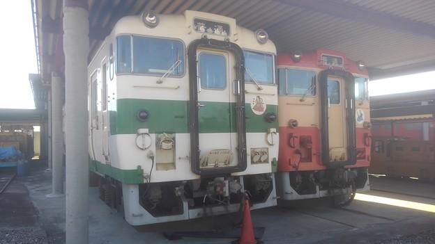 Kiha40 1002 for Karasuyama Line (retired)