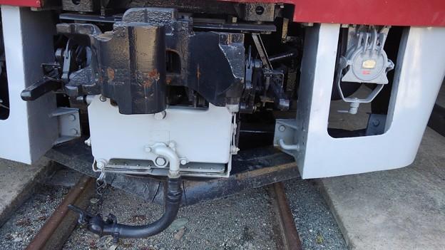 Kiha181 electric coupler