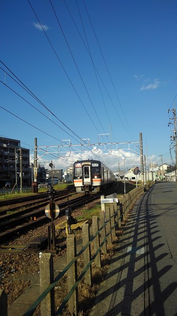 Kiha75 and point sign