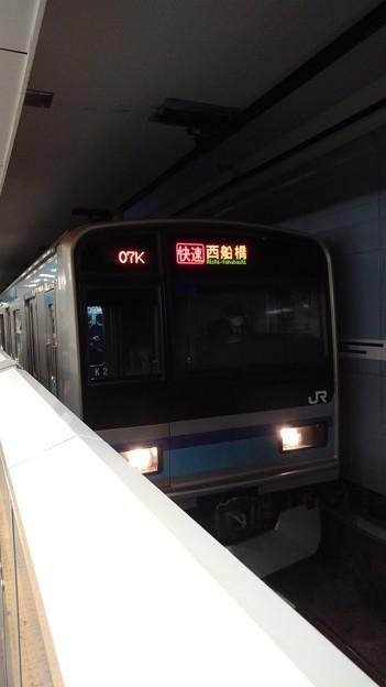 E231-800 @ Tozai Line