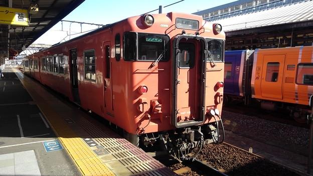 Kiha 47 for Tsuyama
