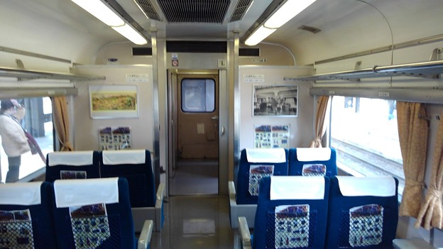 14 / Tobu 14 Series interior