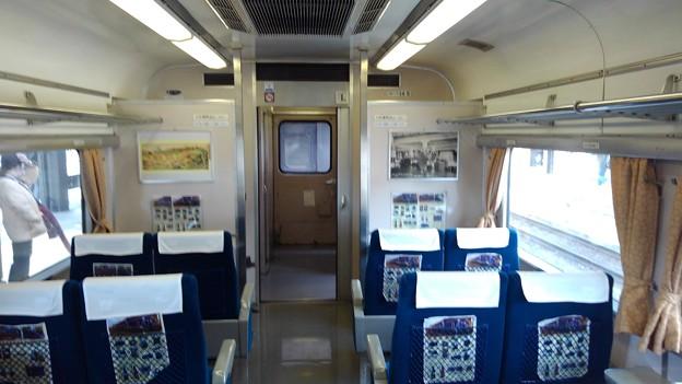 14 / Tobu 14 Series interior