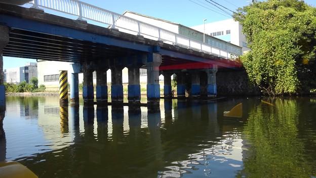 船・中川運河