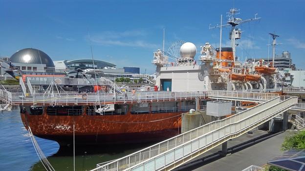 船・南極観測船ふじ1