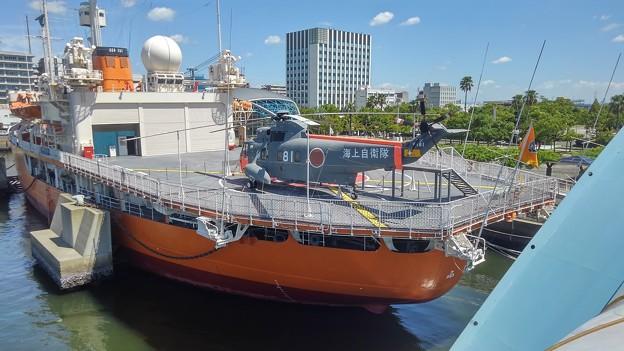 船・南極観測船ふじ2