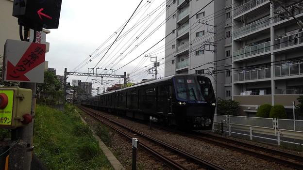 Sotetsu 20000 running