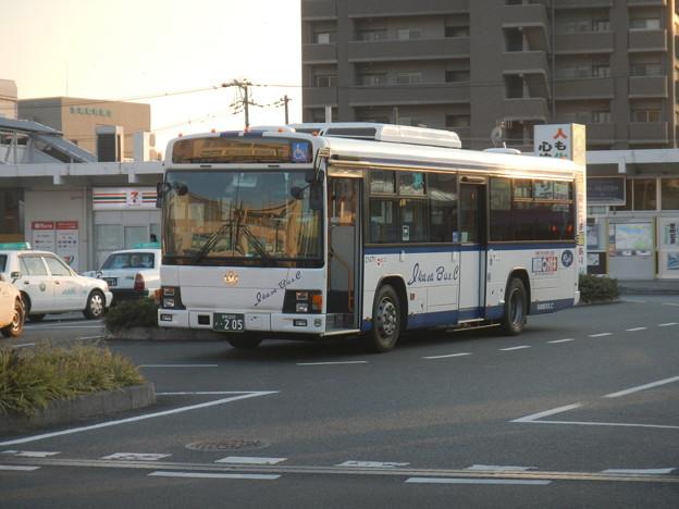Okayama, Ikasa Bus Company