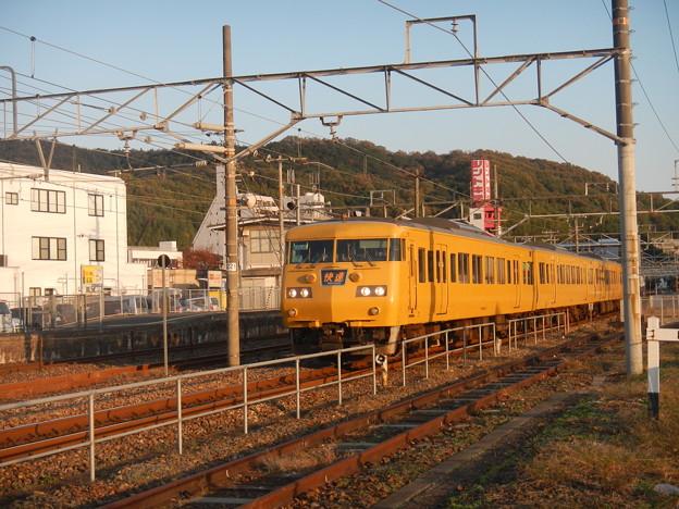 117 yellow monotone