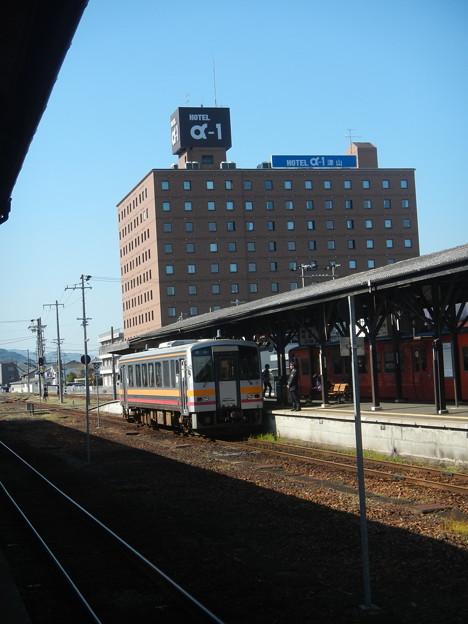 Kiha 120 @ Tsuyama
