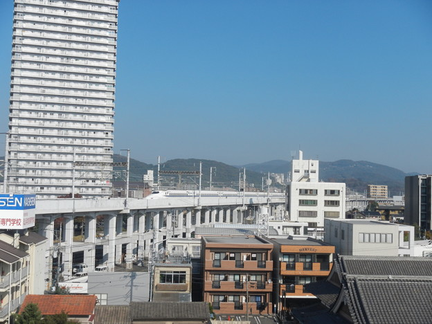 San'yo Shinkansen (2)