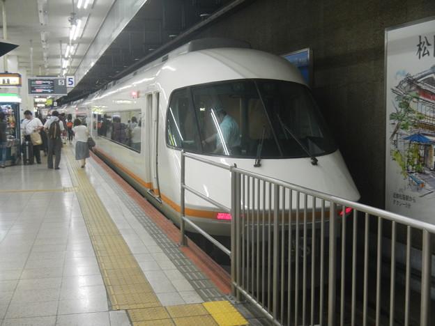 Kintetsu 21000 @ Kintetsu-nagoya