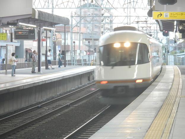 Kintetsu 21000 Urban Liner (soft focus)