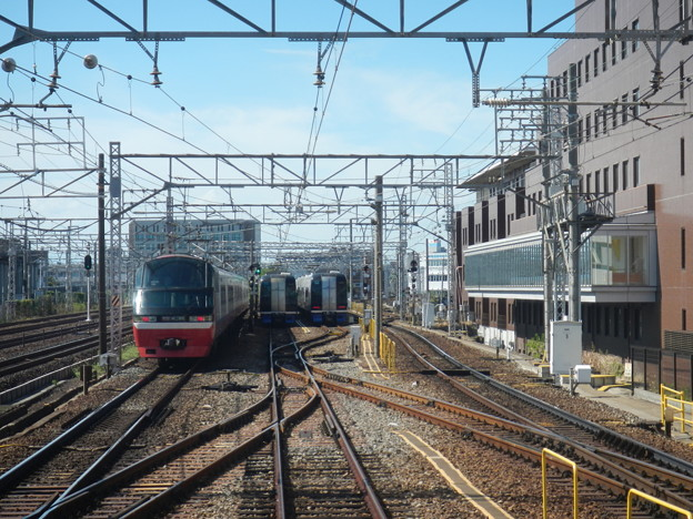 Meitetsu Limited Express Trains