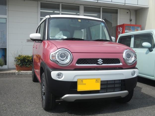 Suzuki Hustler 1st gen (front)