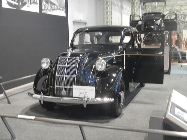 Toyota AA Standard Cedan (1936)
