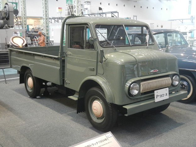 Toyota Toyoace truck (1954)