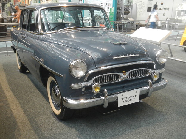 Toyota Toyopet Crown (1955)