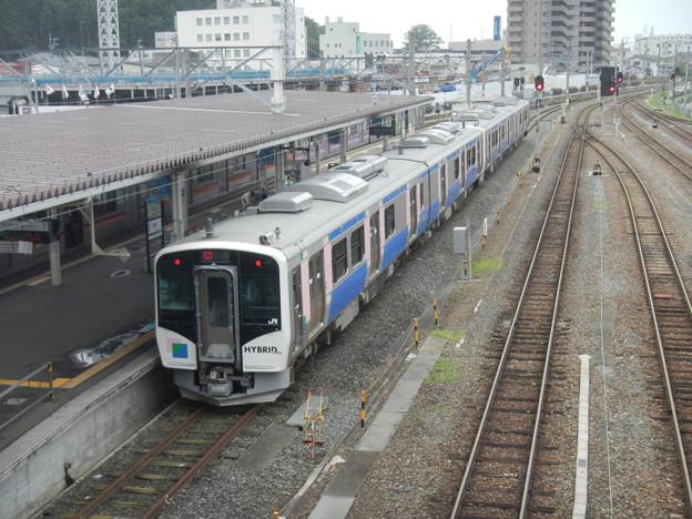 Photos: HB-E210 Sendai=Ishinomaki rapid