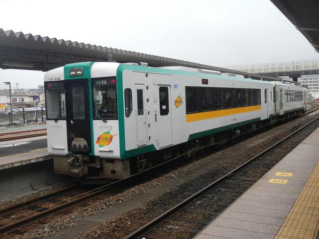 Photos: Kiha110 Riku'u East Line