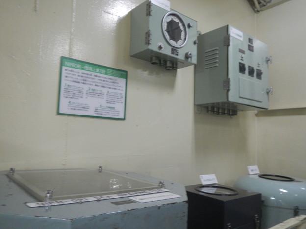 DSCN1758 南極観測船ふじ内にて