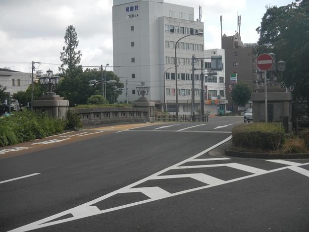 DSCN0794 清水橋(名古屋城の濠)