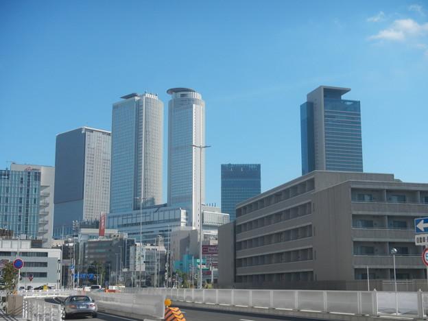 DSCN1637 名古屋駅建物群