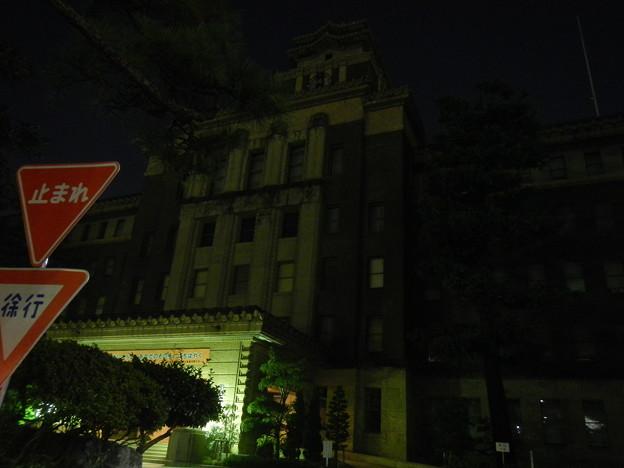 DSCN5892名古屋市役所 夜景