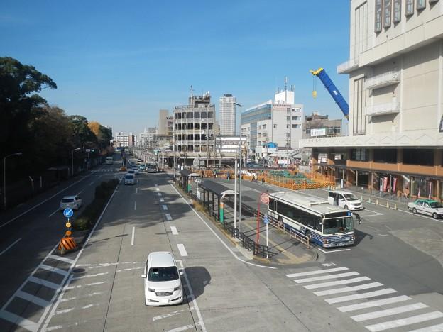 DSCN5965神宮前駅頭
