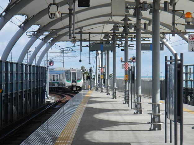 Sendai Airport Railway