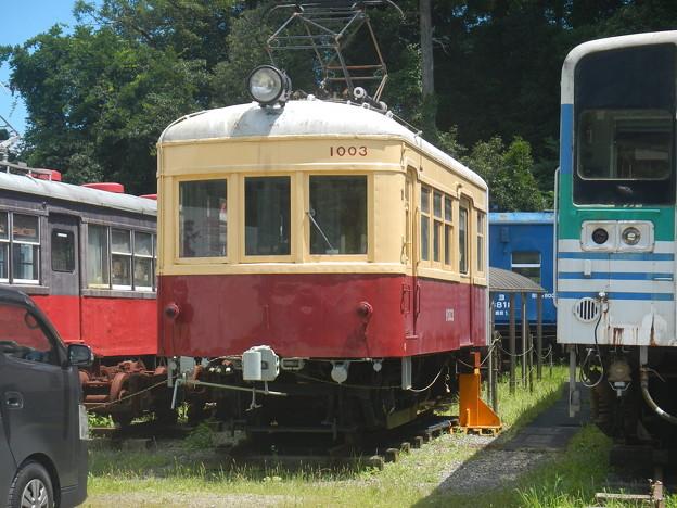 Nagano Electric Railway #1003