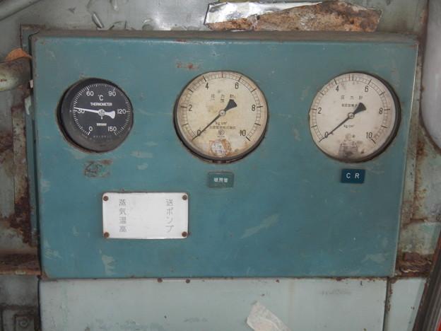 DE10 earlier batch  preheater temperature