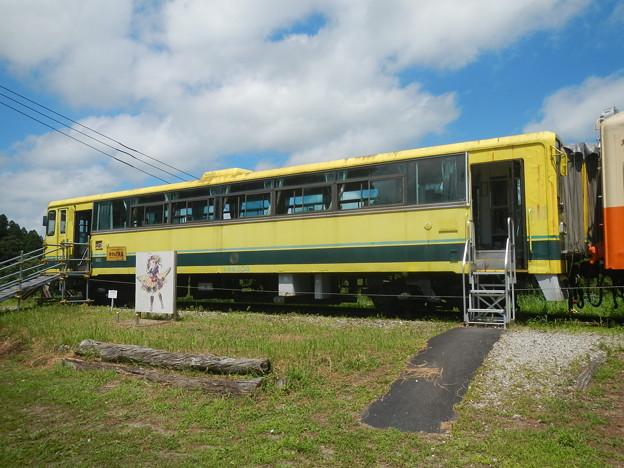 Photos: Isumi Railway #204 (withdrawn)