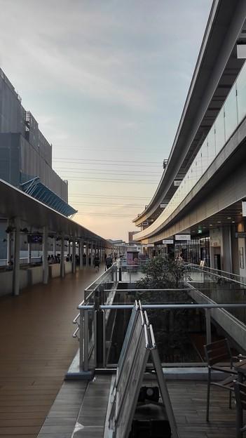 Photos: 駅間地帯
