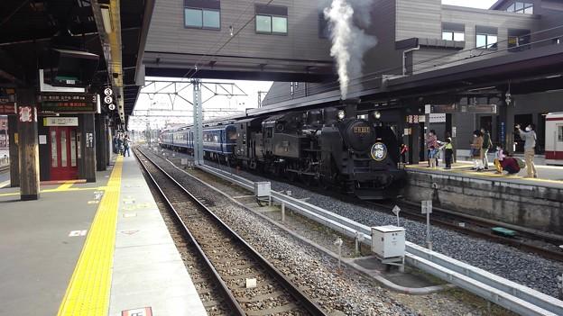 Photos: C11 207 @ Shimo-Imaichi, Tobu Railway