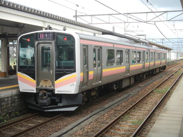E129 low floor DC1500V EMU